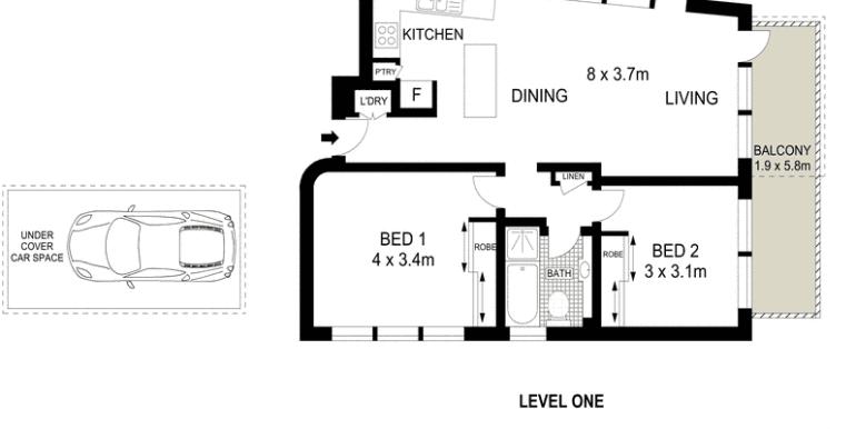 Floorplan Murdoch